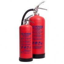 Image of the Britannia P50 Powder Fire Extinguishers