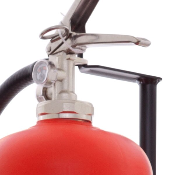 P50 Single Fire Extinguisher Stand