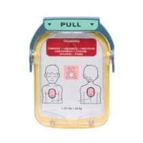 Image of the Philips HeartStart HS1 Infant/Child Training Pads Cartridge