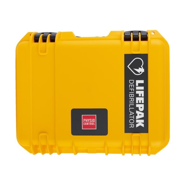 Physio-Control Lifepak CR Plus Water Tight Hard Carry Case