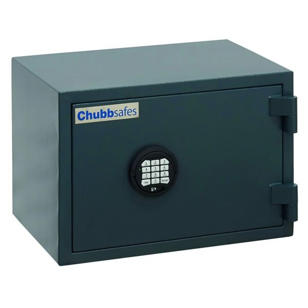 Chubbsafes Primus 25 - Fire and Security Safe with Electronic Lock