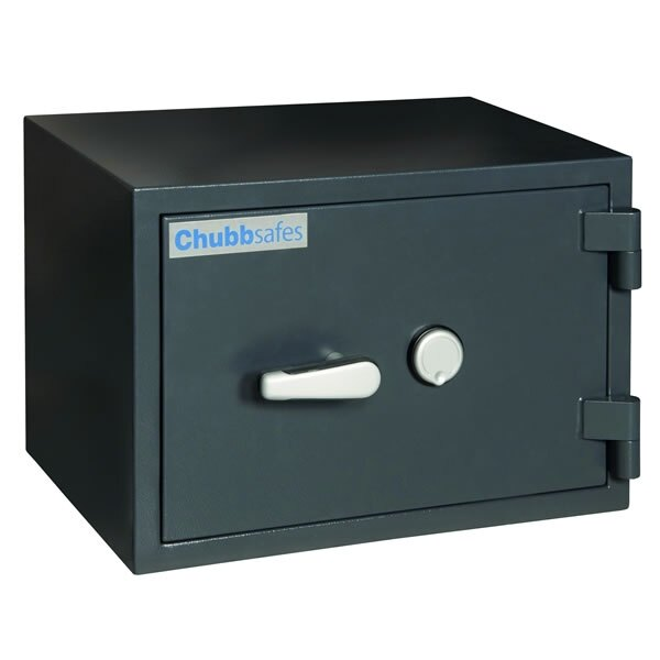Chubbsafes Primus 25 - Fire and Security Safe with Key Lock
