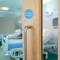 Image of the Briton Fire Door Kit - Pull Handle Kit