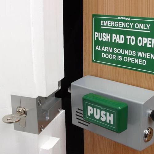 Manual Key Latch For Cooper Panic Bolt 163 124 99 Ex Vat