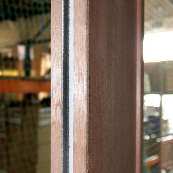 Rebated Fire Door Seals 10mm Fire And Smoke