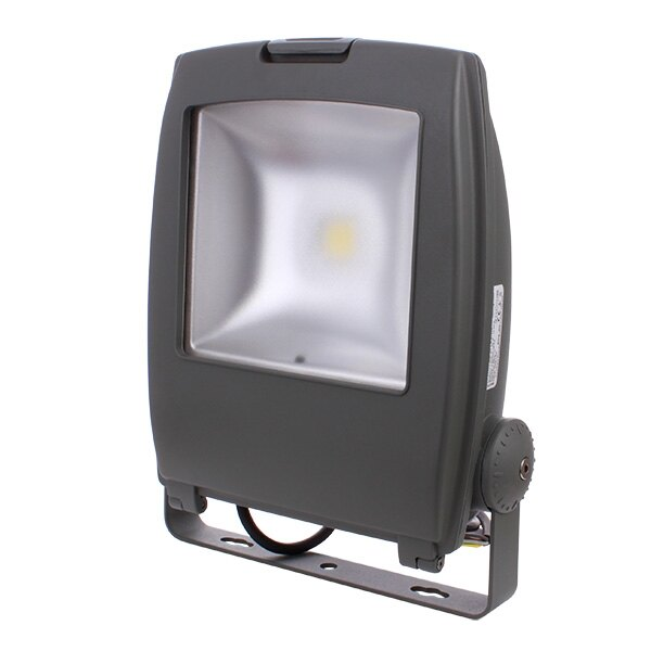 Emergency Led Floodlight With Pir Motion Activation 163 226