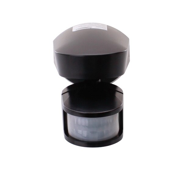 Supplied with separate high quality PIR sensor