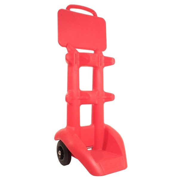 Image of the Rotationally Moulded Double Extinguisher Trolley