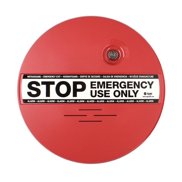 Sigma Smart+Shield Emergency Exit Alarm