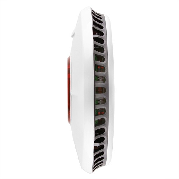 Attractive slim profile and designer red indicator ring