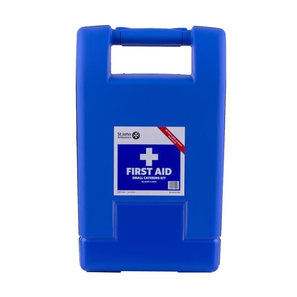 St John Ambulance BS 8599-1 Compliant Catering First Aid Kits