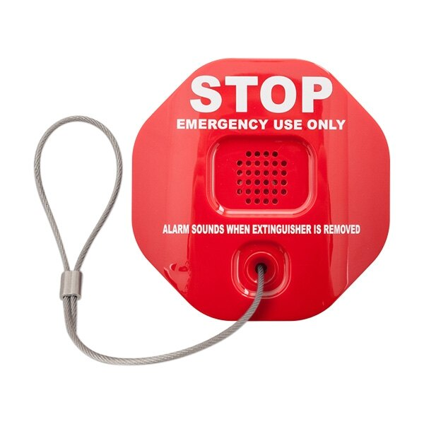Image of the Fire Extinguisher Theft Stopper STI 6200