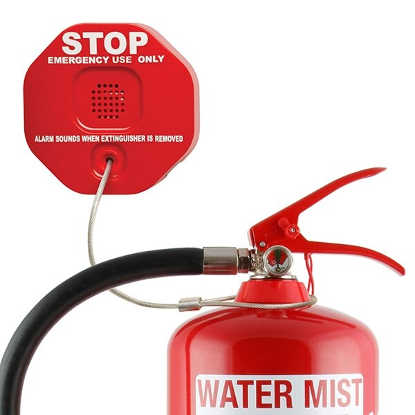 Fire Extinguisher Theft Stopper STI 6200