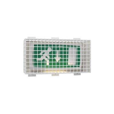 STI 9644- 220x450x128mm Vandal Cage for Emergency Lighting