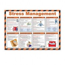 Image of the Stress Management Poster