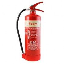 Image of the 6ltr Foam Cartridge Operated Extinguisher - Thomas Glover
