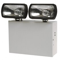 Image of the Twin Emergency Spotlights (Twin Spots) with Halogen lamps - TS