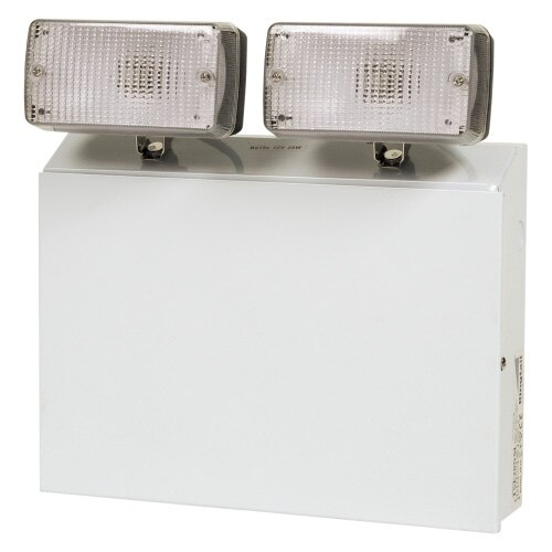 Economy Twin Emergency Spotlights (Twin Spots) with Halogen Lamps - TSE