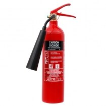 Image of the 2kg CO2 Fire Extinguisher - Ultrafire
