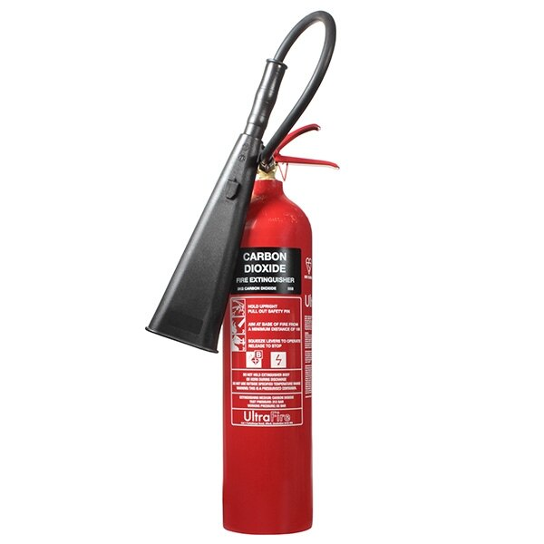 5kg CO2 Fire Extinguisher - Ultrafire