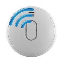 Image of the Radio-Interlinked Battery Powered Optical Smoke Alarm - UltraFire UBS1RF