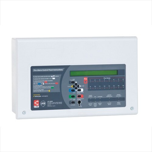 XFP Addressable Single Loop Panel - 16 Zone