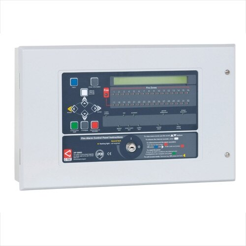 Xfp Addressable Two Loop Panel 32 Zone