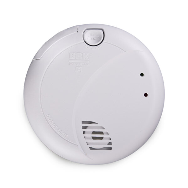 Image of the Mains Powered Optical Smoke Alarm with Alkaline Back-up Battery - BRK 7010BE