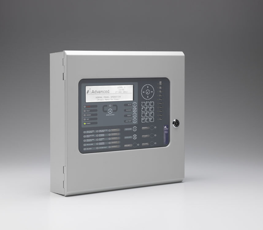 Image of the Advanced MxPro 5 MX-5101 Addressable Single Loop Panel