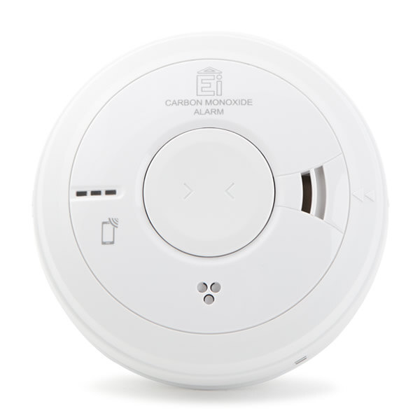 Image of the Mains Powered Carbon Monoxide Alarm with Lithium Back-up - Ei3018