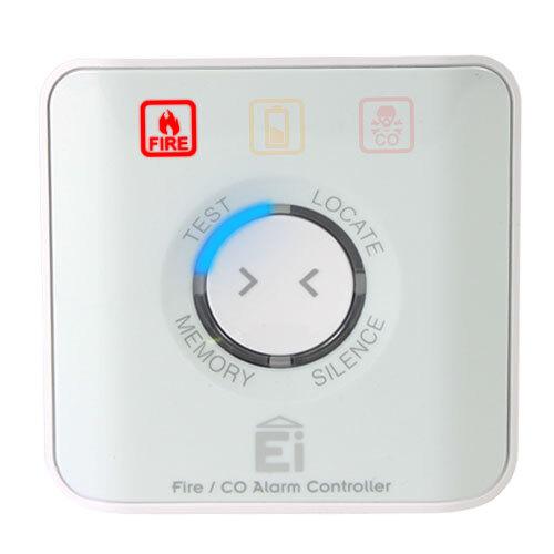 radio interlinked carbon monoxide detector with optional digital display ei. Black Bedroom Furniture Sets. Home Design Ideas