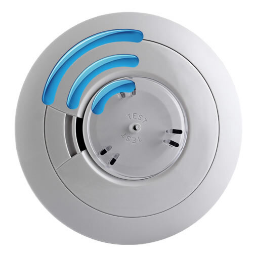aico ei164 radio interlinked heat alarm with lithium back up. Black Bedroom Furniture Sets. Home Design Ideas