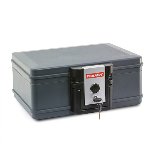 Image of the Fire and Water Proof Box for Paper and Digital Media (A5) - First Alert 2013FE