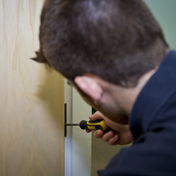 Image of the Fire Door Remedial Work