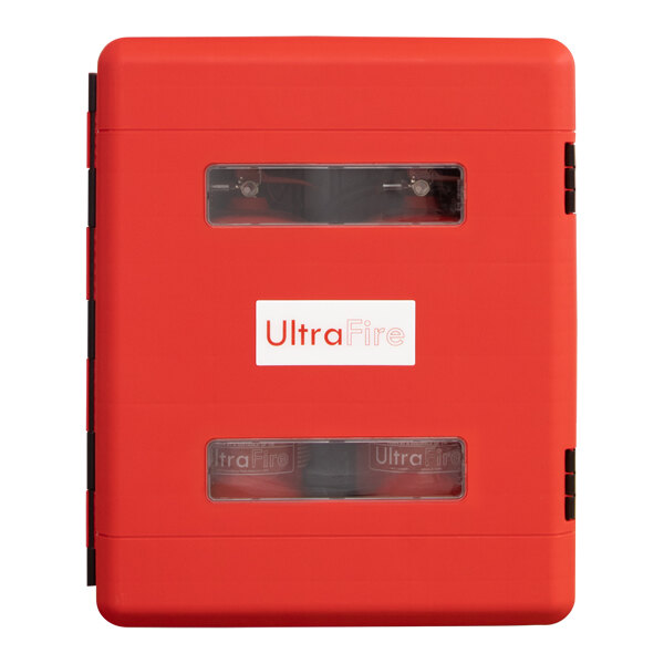 Image of the UltraFire Double Fire Extinguisher Cabinet