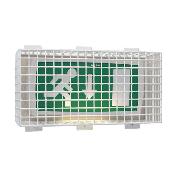 Image of the STI 9644 - 220x450x128mm Vandal Cage for Emergency Lighting