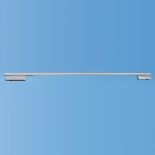 Image of the GEZE TS5000 ISM Double Door Overhead Door Closer - Power Size EN 2-6