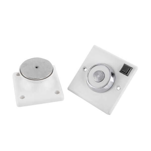 Laidlaw Overhead Fire Door Retainer With Hydraulic Closer