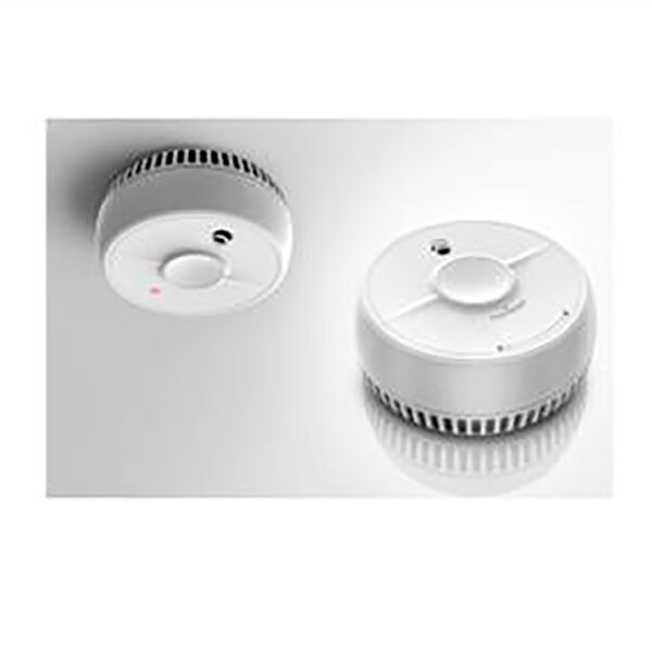 Image of the 9V Optical Smoke Alarm with Test and Hush Button - FireAngel SB1-R