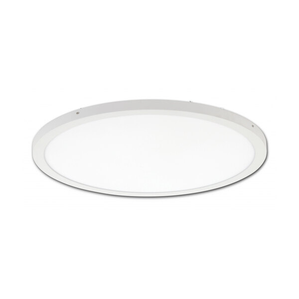 Image of the Stylish Circular Mains-Powered LED Luminaire - Kerriled