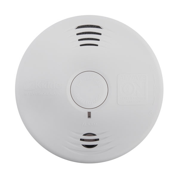Image of the HomeProtect 10 Year Optical Bedroom Smoke Alarm - Kidde WFPV