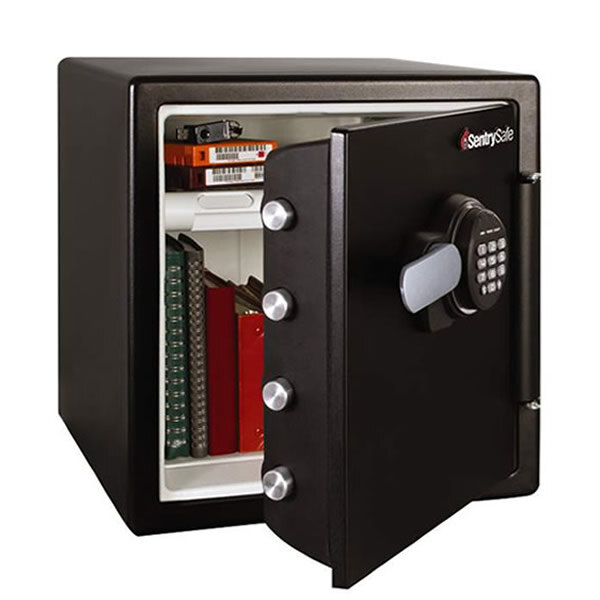 Image of the Sentry Safe SFW123FTC - Fire and Water Proof Safe