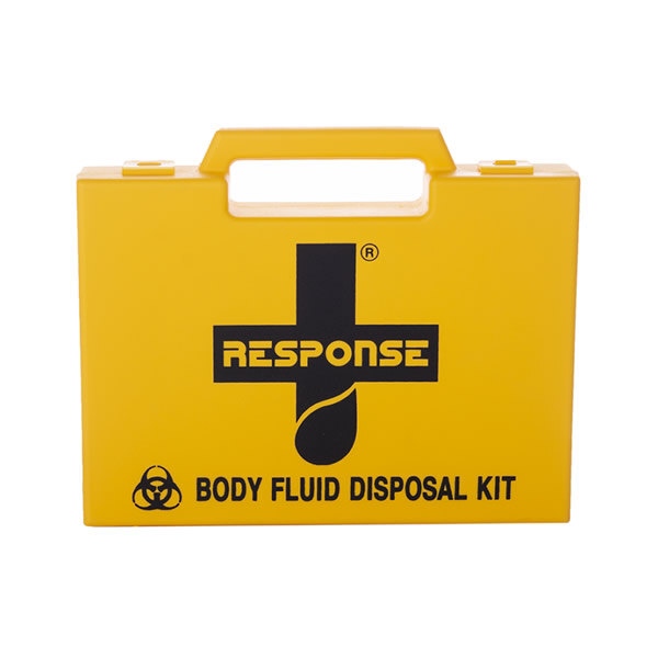 Image of the St John Ambulance Body Fluid Disposal Kit for 2 Applications