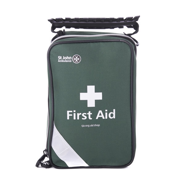 Image of the St John Ambulance Home First Aid Kit