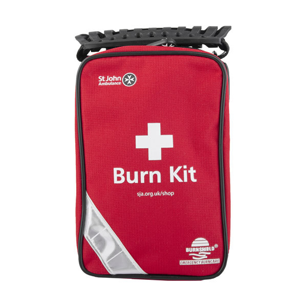Image of the St John Ambulance Standard Zenith Burn Kit