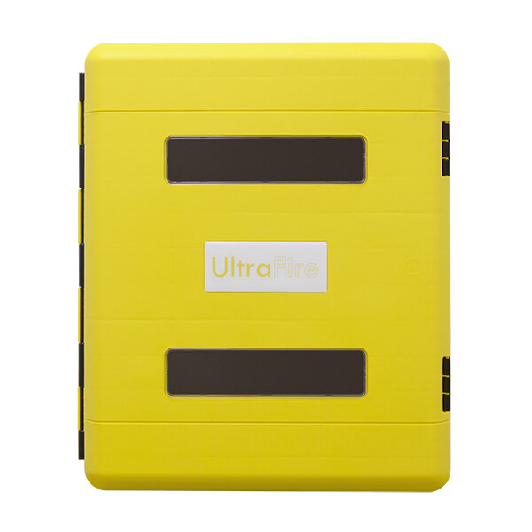 Image of the UltraFire Yellow Spill Kit Cabinet - Large