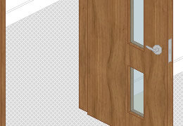 FD30 - 30 minute fire doors