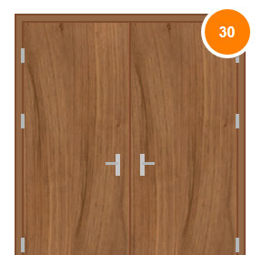 More info about Double Fire Door Sets (FD30)
