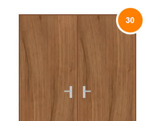 More info about Double Fire Doors (FD30)  sc 1 st  Safelincs & 30 and 60 Minute Fire Doors (FD30)