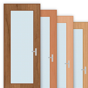 More info about 30 Minute Fire Door with 508x1500mm Pane - Pattern 10